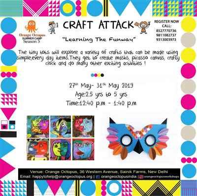 Craft Attack