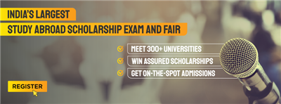 India s Largest Study AbroadScholarship Exam Fair