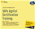 SAFe Agilist Certification in Chennai