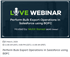 Free Live Webinar Perform Bulk Export Operations in Salesforce using BOFC App