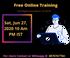 Free webinar for IT Graduates
