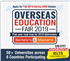 Overseas Education Fair in Pune Sunday 9th June 2019 Free Entry