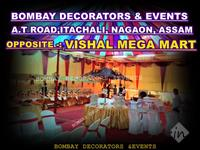BOMBAY DECORATORS & EVENTS