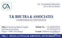 T K Bhutra & Associates