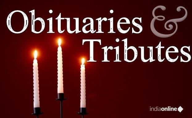 Tributes & Obituaries