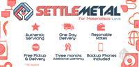 Settle Metal