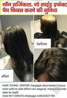 Hair Treatment Female