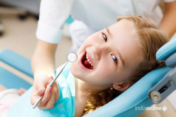 Kids dental treatments