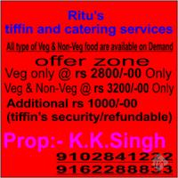 Ritu's tiffin and catering services