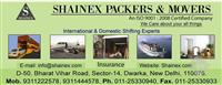 Shainex Packers and Movers Services