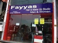 Fayyas Hair & Makeup Studio