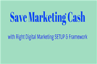 Save Marketing Cash