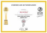 My Cab Deal Pvt Ltd