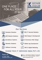 Kusam Tech IT Services India Pvt Ldt