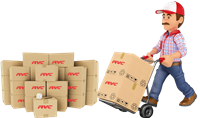 RVC packers and movers