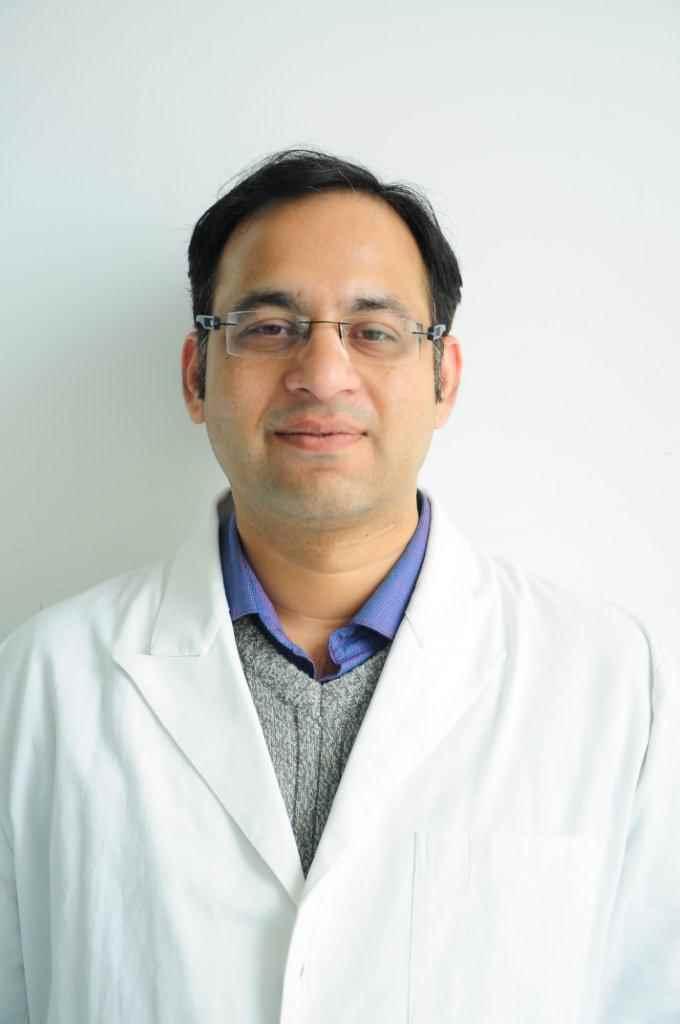 Dr. Rachit Saxena