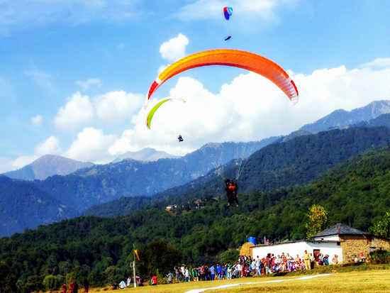 Paragliding-Landing-Zone