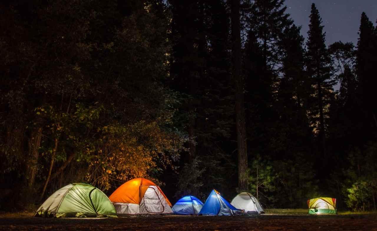 night camp