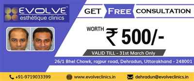 Evolve Esthetique Clinics