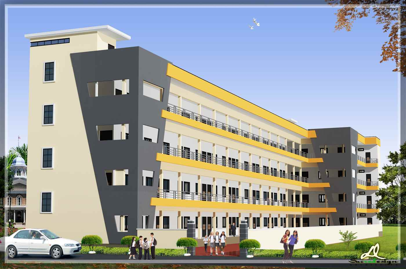 Mohanapur Campus