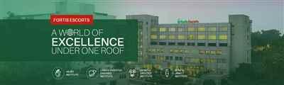 Fortis Escorts Heart Hospital