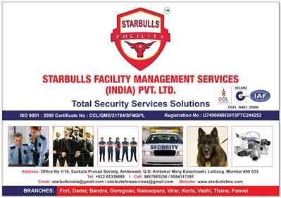 Starbulls Facility Management Services Pvt Ltd