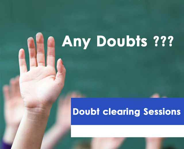 Doubt Clearing
