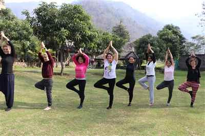 Yoga Da India