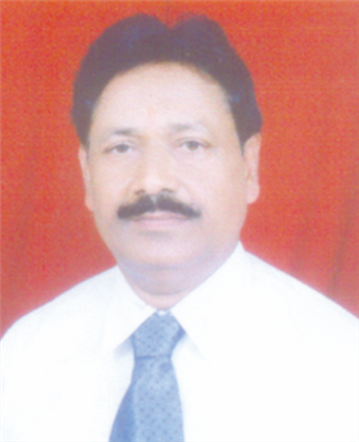 Managing Director - Dr. RR Yadav
