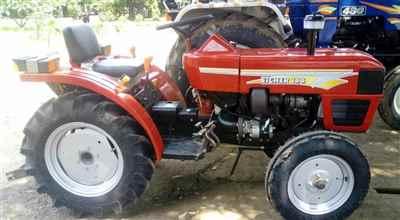 Gurukrupa Tractors