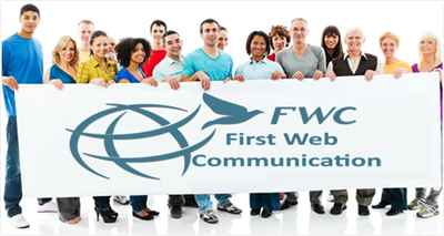 First Web Communication