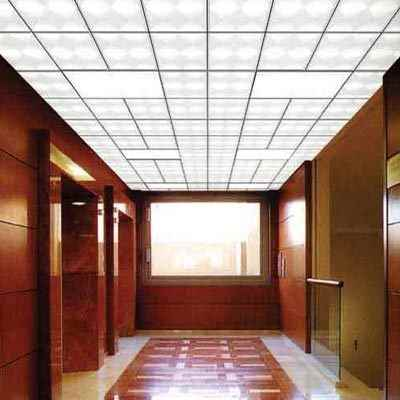 Partitions and False Ceilings