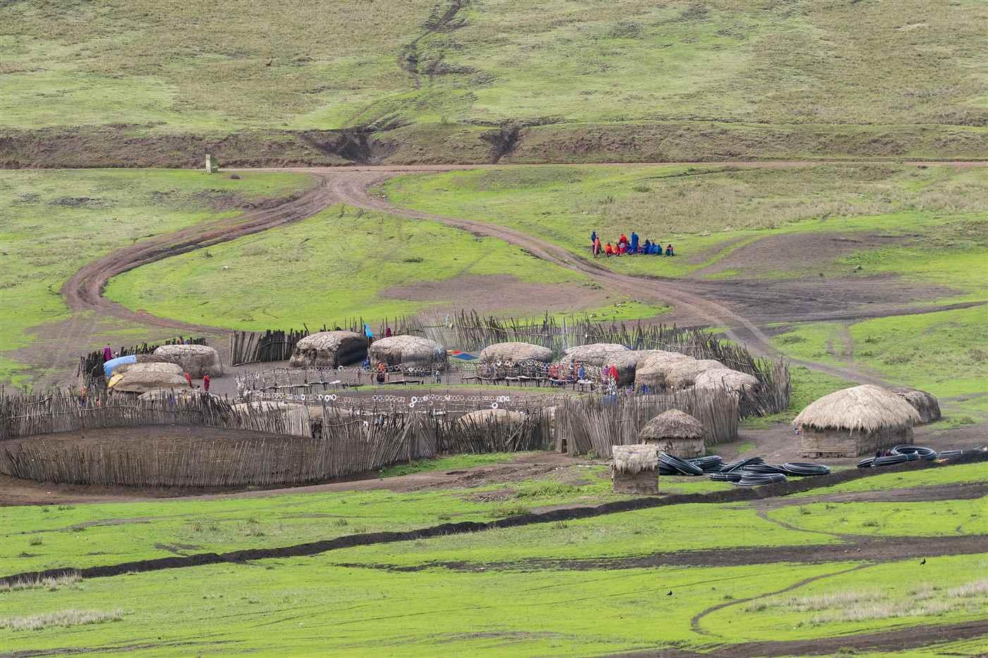 Ngorongoro National Park 7