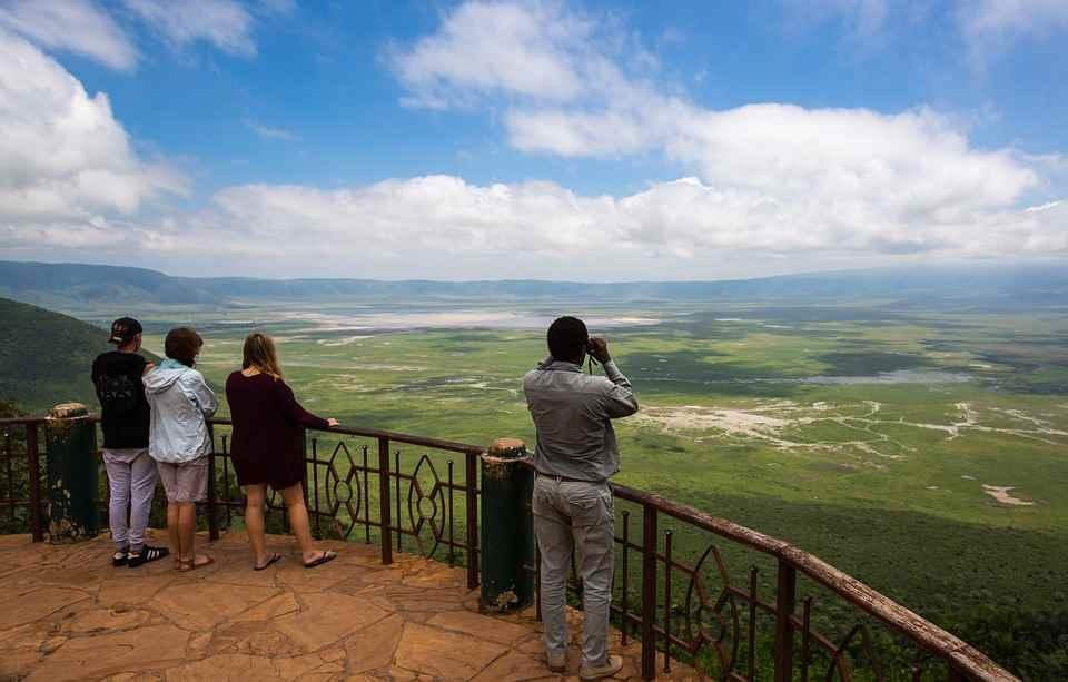 Ngorongoro National Park 11
