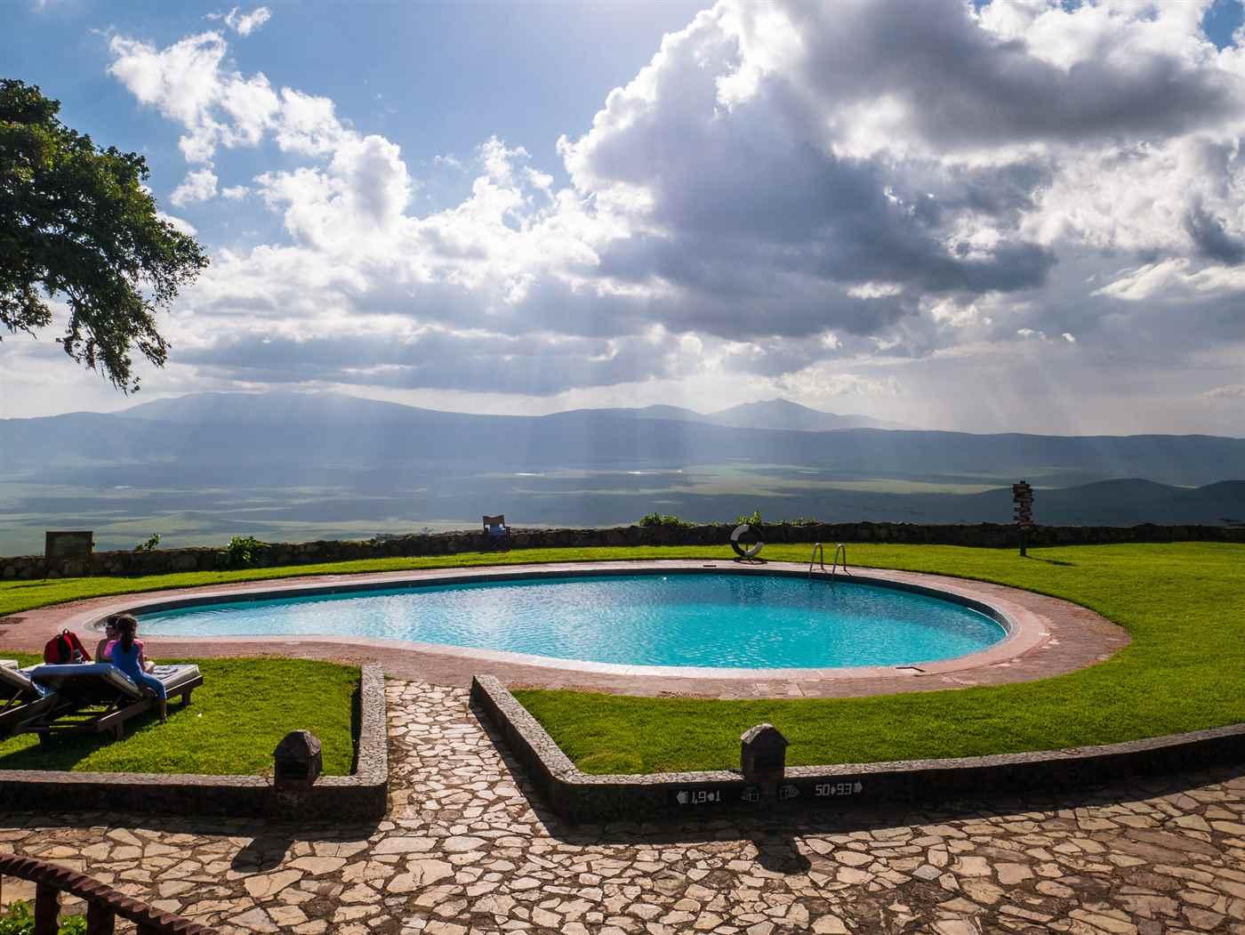 Ngorongoro National Park 6