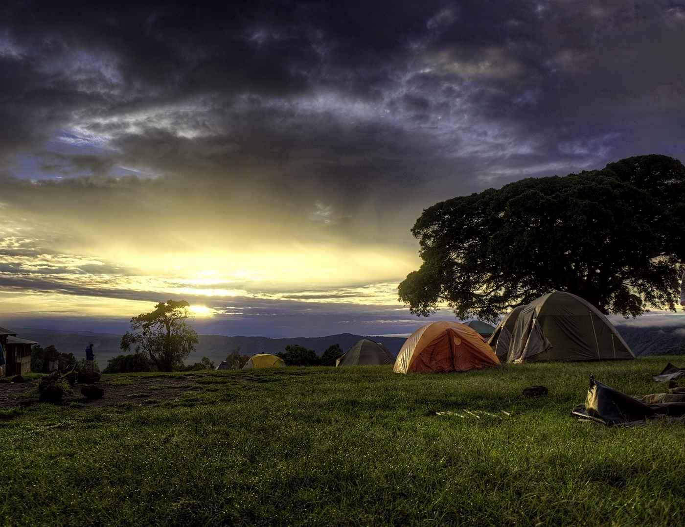 Ngorongoro National Park 4