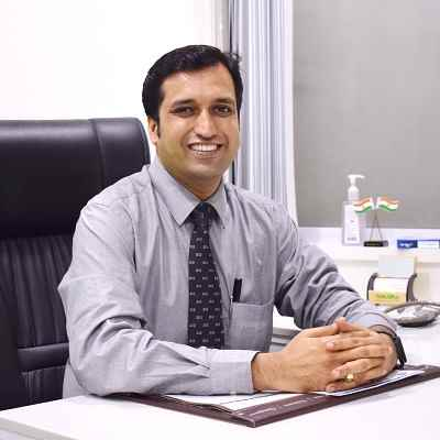 Dr Vikas Deshmukh