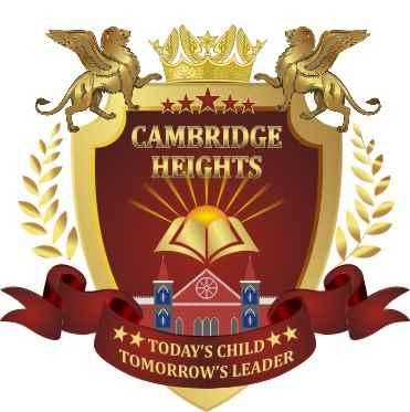Cambridge Heights Mono, Logo