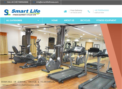 Smart Life Fitness Stores
