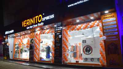 Verinito Xpress – Dry Cleaners