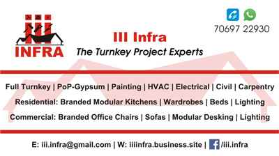 III Infra –The Turnkey Project Experts