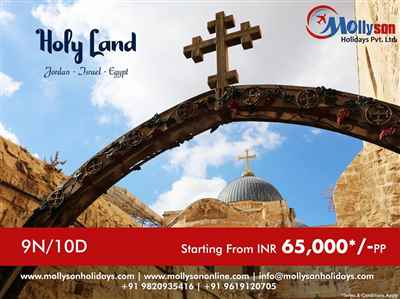Mollyson Holy Land Tours