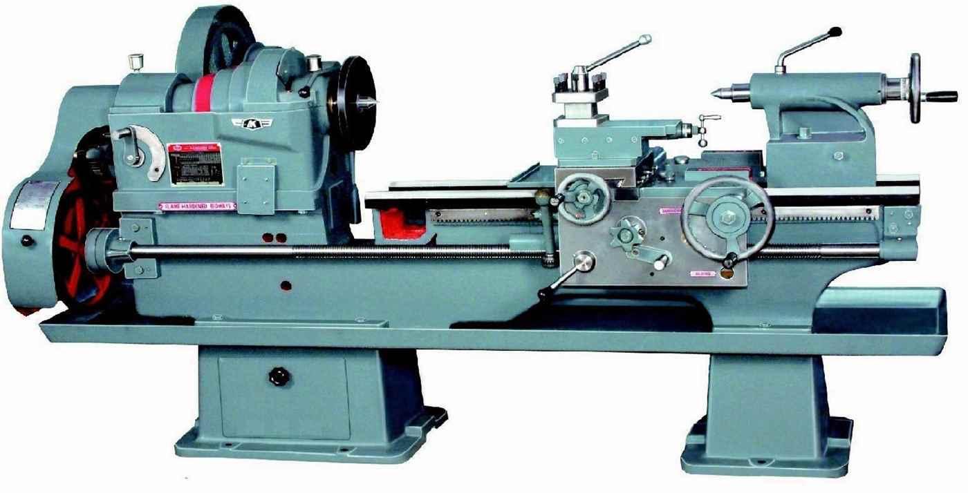 AMAR_Heavy_Duty_Precision_Lathe_Machine