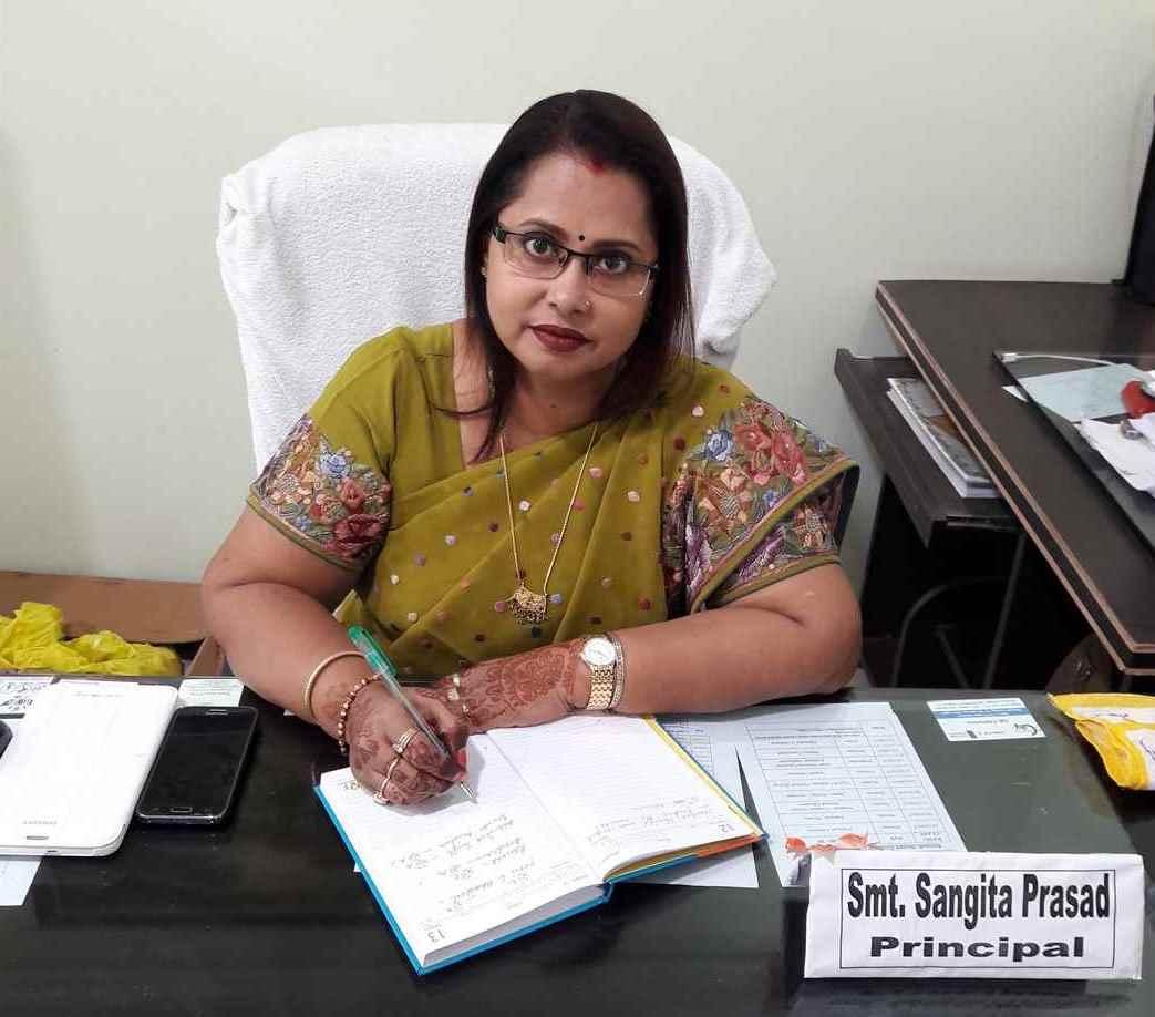 Sangita Prasad (Principal)