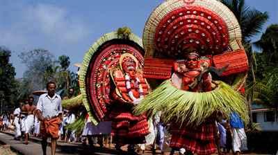 Kerala Theyyam