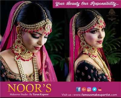 Noor's MakeOver Studio by Tarun Kapoor