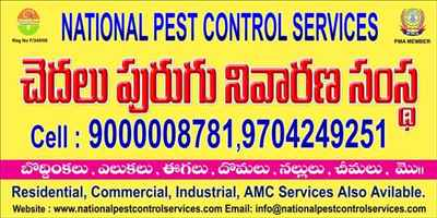 National Pest Control Services