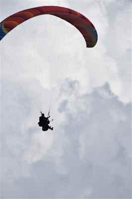 Paragliding Thril
