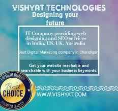 VISHYAT TECHNOLOGIES  SEO  SERVICES COMPANY INDIA