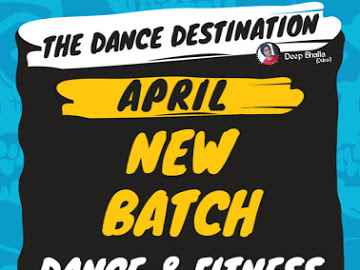 The Dance Destination